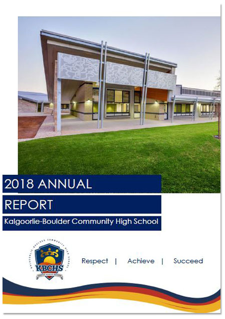 KBCHS Annual Report